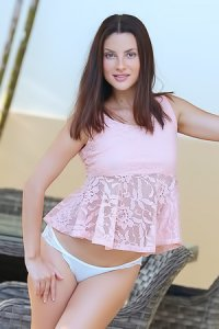 Stunning Teen Girl Jasmine Jazz